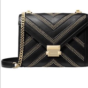 New! MIchael Kors Whitney shoulder bag